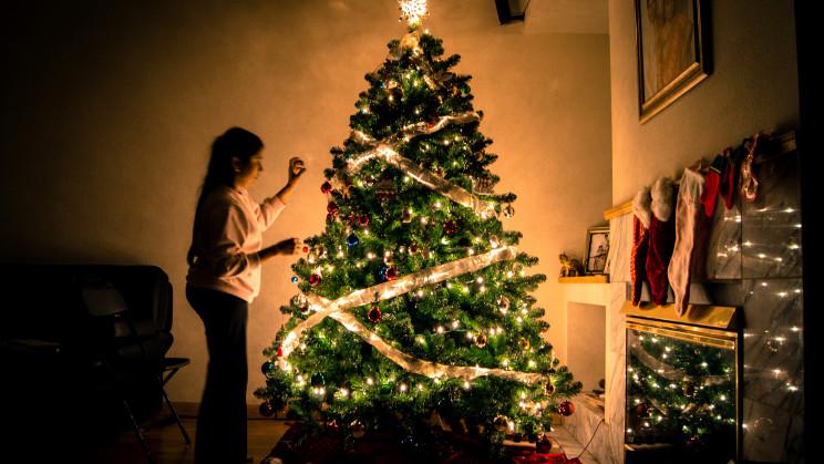 Ideias-tendência para decorar a árvore de Natal