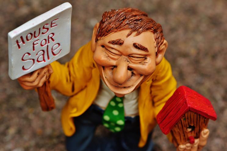 Vender a casa sozinho? 6 motivos para que corra mal