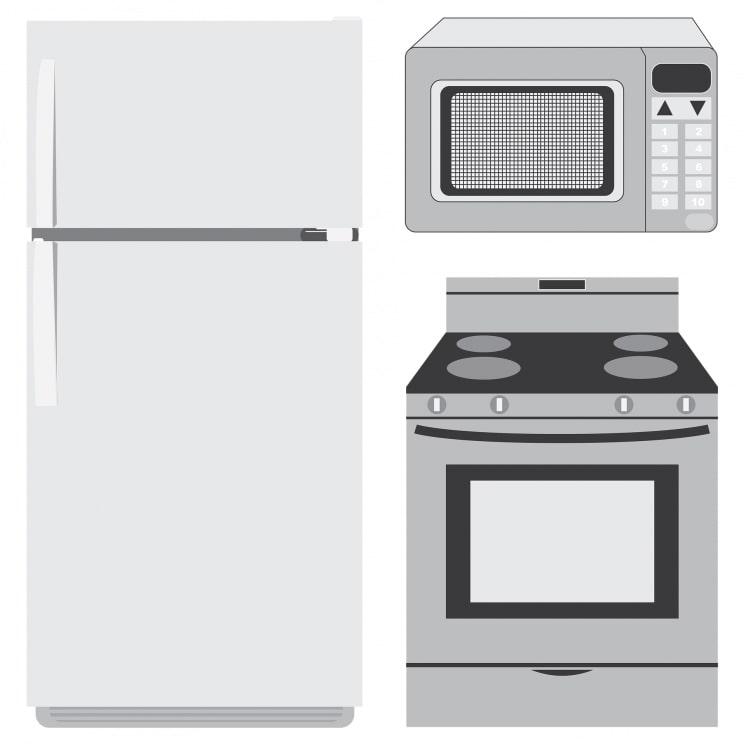 Os eletrodomésticos que gastam mais energia em casa e truques para poupar