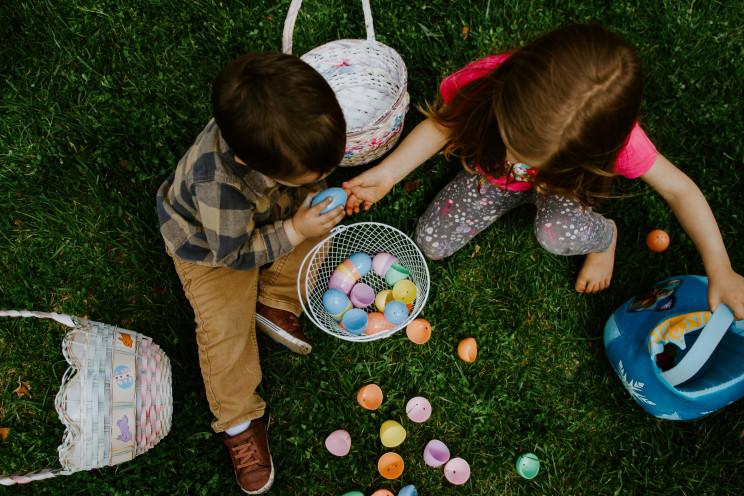 Ideias para celebrar a Páscoa em casa